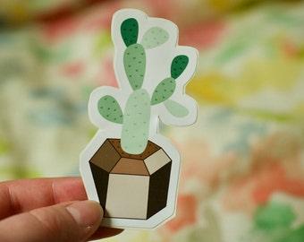 SALE! Cactus: Laptop Sticker