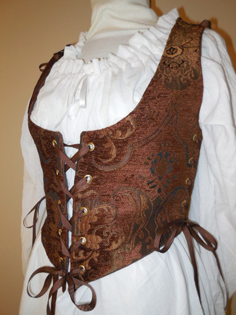 Lady's Renaissance Celtic Pirate Medieval Steampunk image 0