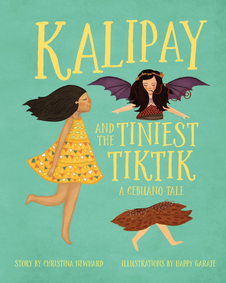 Kalipay and the Tiniest Tiktik Self-Published Book image 0