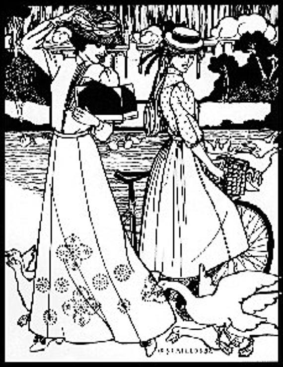 fw209 a walking skirt pattern misses sm 3x sewing pattern etsy 1920s Radio image