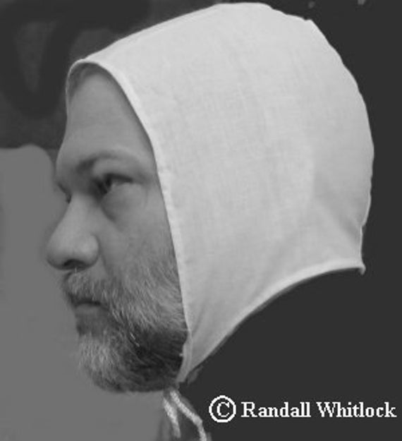 Mrbiggins Randwulfs Biggin Simple Hood Or Skullcap Etsy