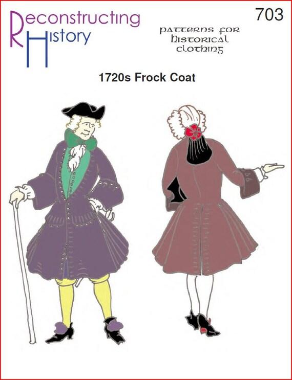 RC703 1720s levita pirata levita o levita de corte real | Etsy