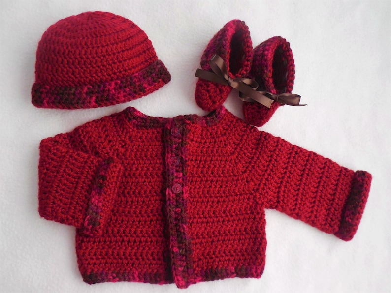 eea4e825a Baby sweater baby sweater and hat baby boy baby girl