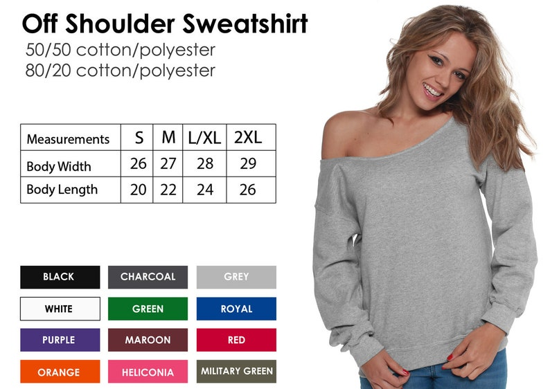 Cheer Mom Womens Off the Shoulder Sweatshirt Slouchy Top Military Proud TShirt Gift for Her SweatShirt for Women