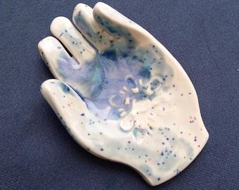Ceramic Hamsa Hand