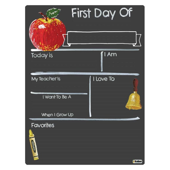 Cohas Farm Theme Happy Birthday Banner with Metal Hanging Rings Optional Chalk Markers or Custom Printing