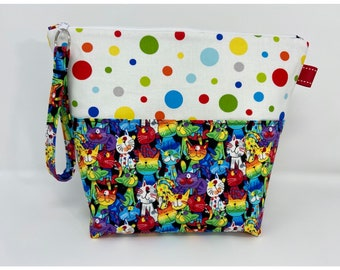 Party Cats Project Bag