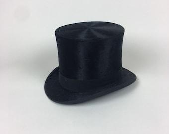 d3ae882364c Beaver top hat | Etsy