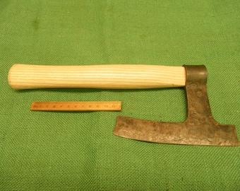 anglo saxon crayke hoard axe to original design & handle