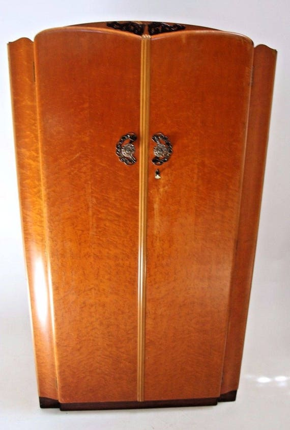 Original 1960u0027s C.W.S Ltd. Cabinet Factory Art Deco | Etsy
