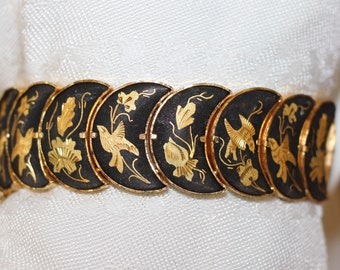 Damascene Bracelet (faux)