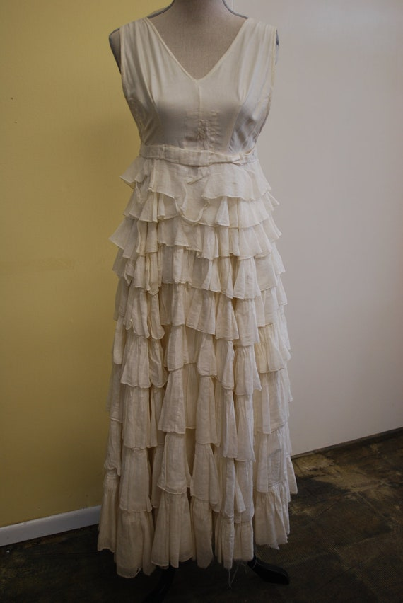 Vintage Petticoat Dress