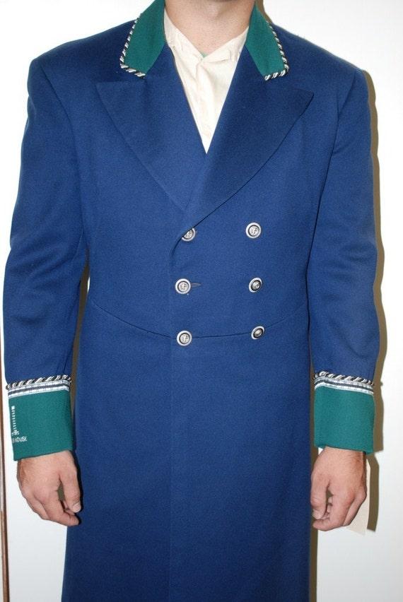 Vintage Lever House Coat -Warner Bros. Costume Dep