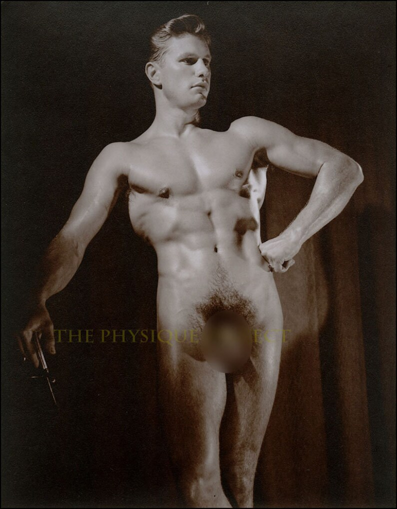 Erotic male nude photographer in detroit pics 348