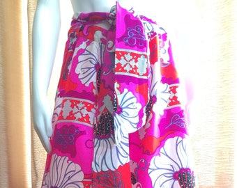 Alex Coleman Tropical Maxi Skirt