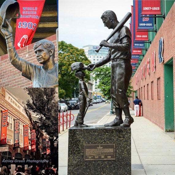 Home Decor Boston: Items Similar To Boston Red Sox Photography