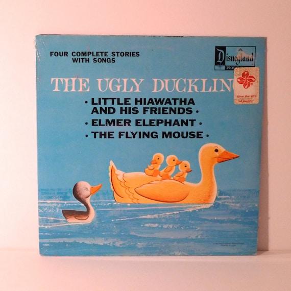 The Ugly Duckling Sealed Vinyl Album 1969 Vintage Walt Etsy