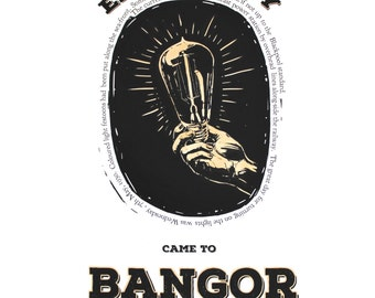 How Electricity Came to Bangor