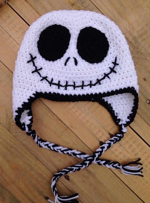 Ravelry: Skellington inspired Skeleton EYES only applique for ... | 771x570