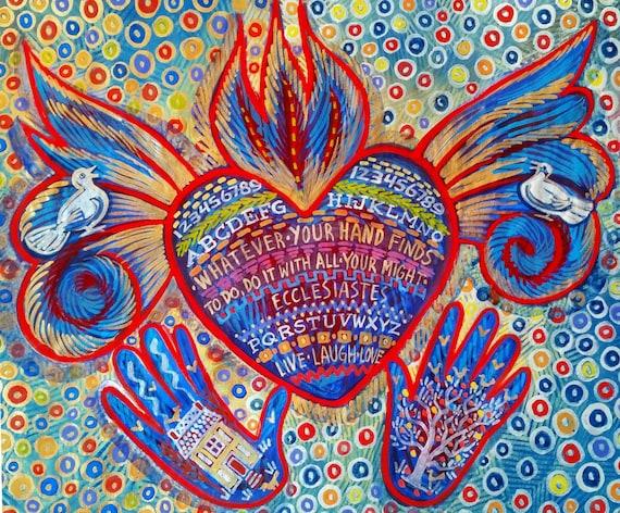 The Artist's Heart