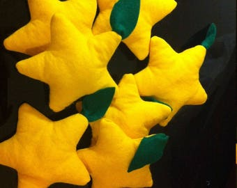 Paopu Fruit  plush from Kingdom Hearts