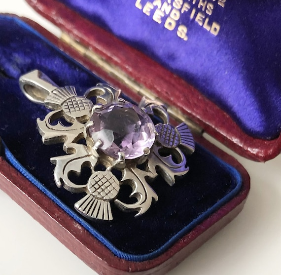 MMC Womens Amethyst Bijouterie Wedding Silver Pendants Necklaces