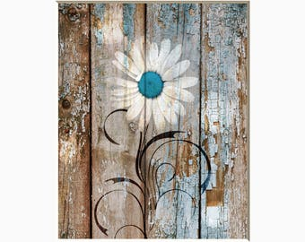 Rustic Vintage Outhouse Bathroom Wall Art Photography Brown Etsy
