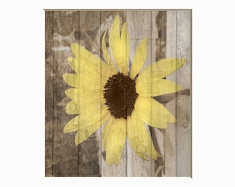 Sunflower Decor | Etsy