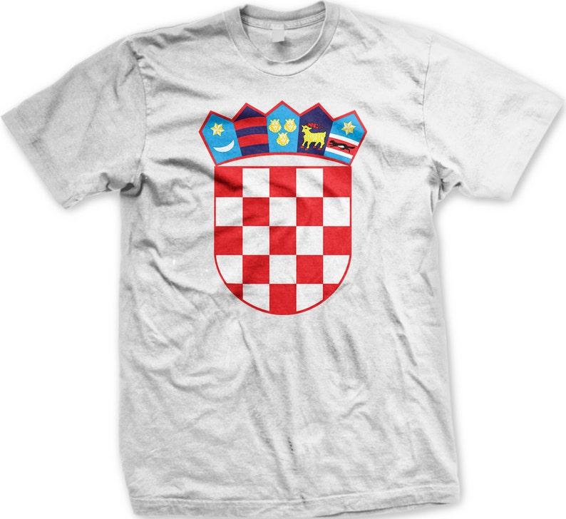 8a3f95d07 Croatian Coat of Arms Men s T-shirt Coat of Arms of