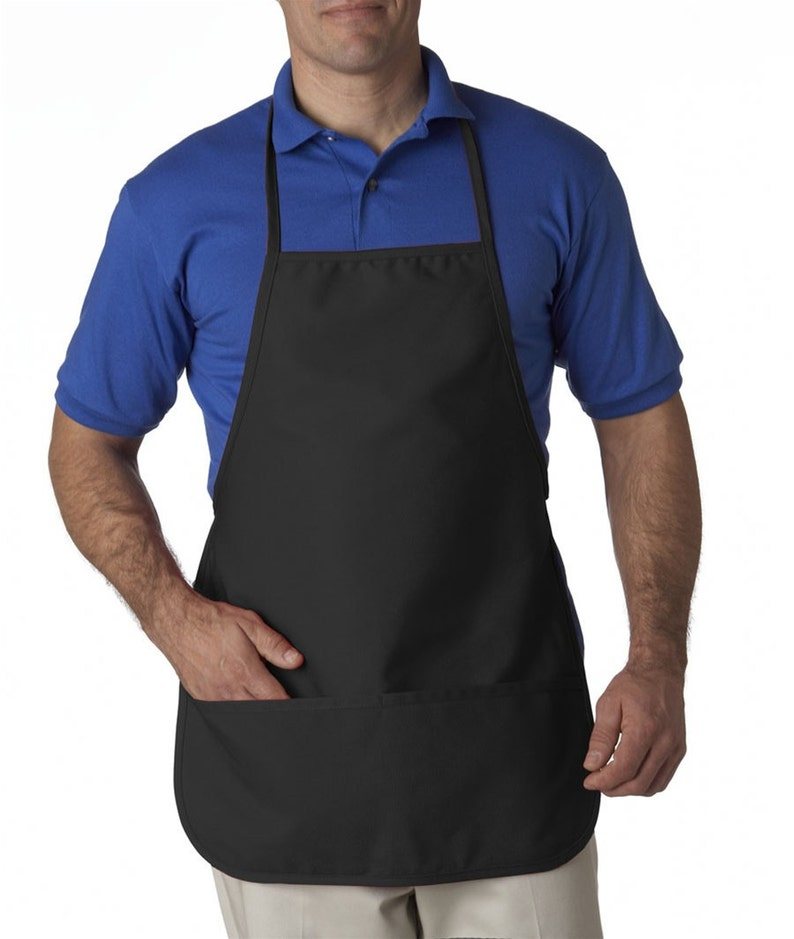 Keep Calm and GRILL on Unique Gift Inexpensive /& Funny UNISEX Bib Aprons GH/_00678/_apron an Apron for the one who loves to Cook on the BBQ
