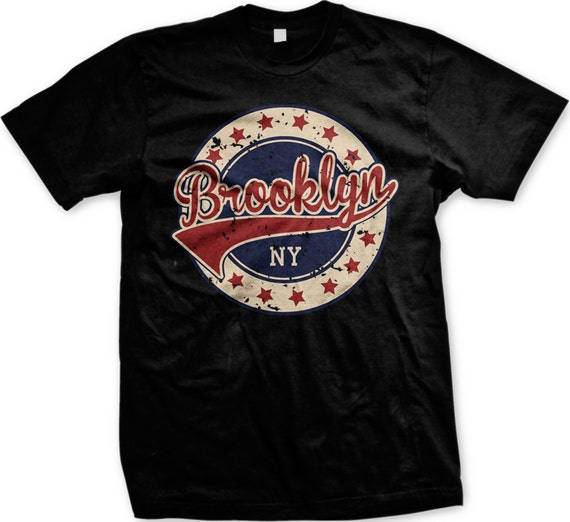 Brooklyn Men s T-Shirt Brooklyn NY Made In From Home  e1d6805e9ac