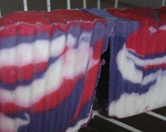 Luxe brand True Soap presents American Badass