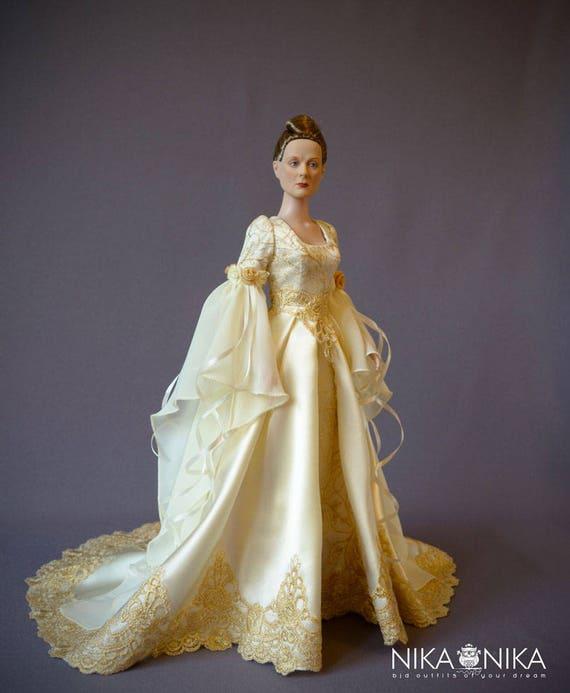 4ab9595c4d148 Elven dress for SD doll clothing doll bjd dress 13 bjd clothes