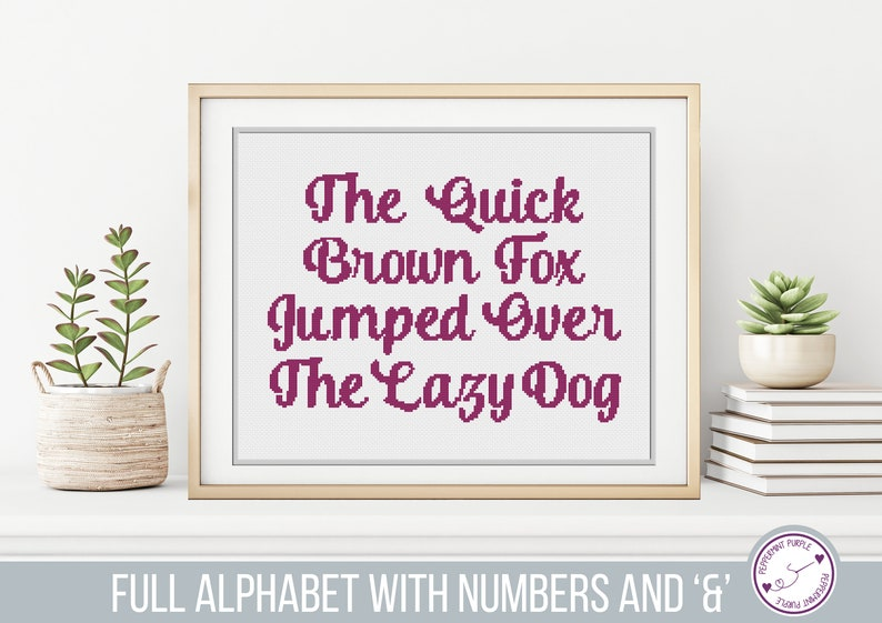 French Style Font Alphabet PDF - French Style Alphabet Font by Peppermint  Purple