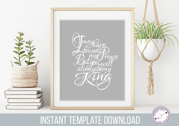 Papercut Template Commercial Use Found Price Dad King template, paper cut template stencil