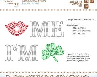 rhinestone template senior with graduation cap design instant etsy