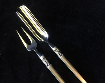Antiques Non-u.s. Silver Mid Century Modern Rs As Utinsil Stainless Japan To Have A Unique National Style