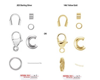 Jewelry Findings Starter Kit Head Pins Eye Pins Earring Wires Lobster Clasps Toggle Clasps Crimp Beads Chain Antiqued Silver 134pcs PREORDER