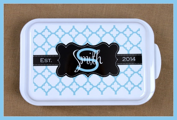 Mothers Day Gifts for Mom Personalized Casserole Dish Monogrammed Cake Pan Nordic Ware Kitchen Cooking Gifts Custom Christmas Gifts for Her