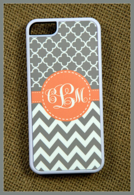 Monogrammed iPhone 8 6 Plus Case Personalized iPhone Case iPhone Case Custom iPhone Case iPhone iPhone 4 Case iPhone 5 6 6+ Samsung Galaxy