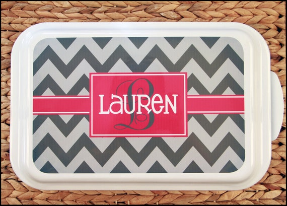 Personalized Gifts for Women, Personalized Casserole Dish, Monogrammed Cake Pan, Custom Serving Dish, Housewarming Gift, Wedding Gift