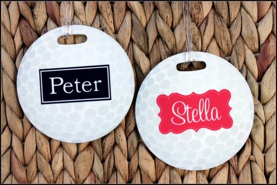Personalized Gifts for Golfers, Golf Bag Tag, Gym Bag Tag, Monogrammed Bag Tag, Personalized Golf Bag Tag, Large Bag Tag, Monogrammed Gift