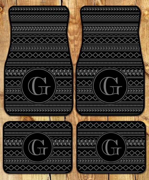 Car Floor Mats for Men Gift Ideas for Him Personalized Custom Car Accessories For Men Car Mats Gifts for Dad Car Decor