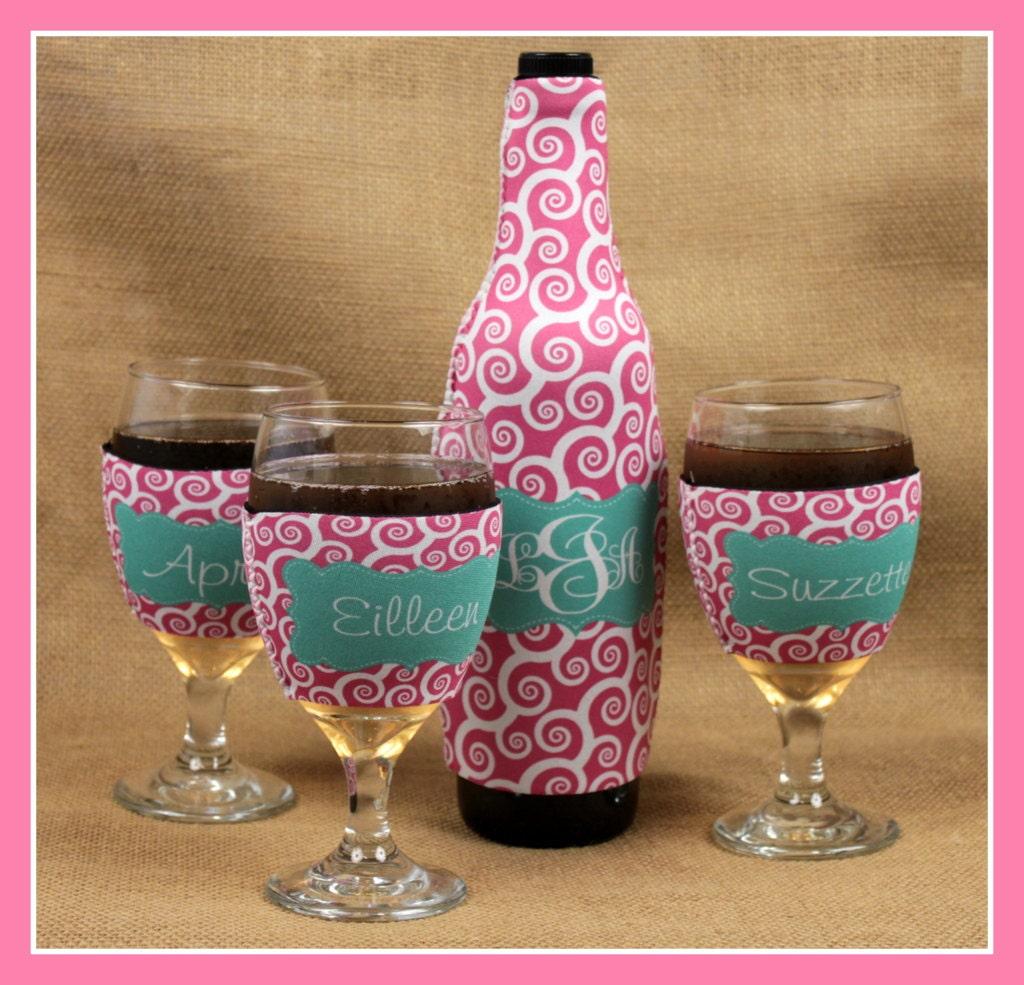 Hostess Housewarming Gift Wine Lovers Set
