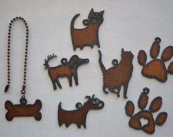 GRAPHICS /& MORE Labrador Retriever Trio Dogs Portrait Ceiling Fan and Light Pull Chain