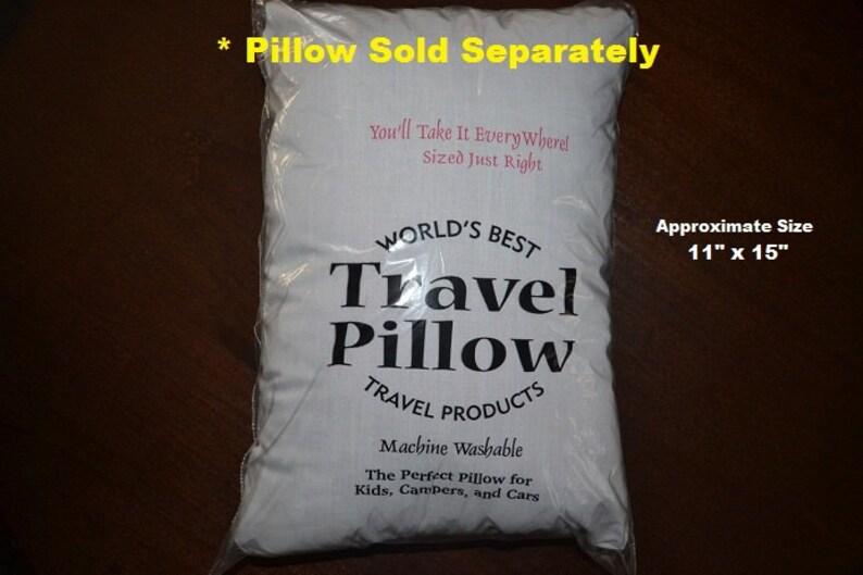 Travel Pillow Case  Child Pillow Case Disney the LION KING  SIMBA  Nala  Pumbaa  Timon
