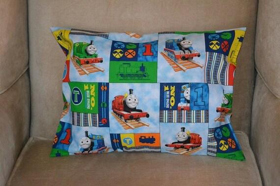 Thomas The Train Pillowcase Unique Travel Pillow Case Child Pillow Case THOMAS THE TRAIN And Etsy
