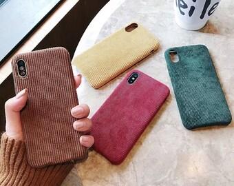 iphone x case etsycorduroy iphone xs case, iphone case, iphone 8 plus case, iphone 7 plus case, iphone 7 case, iphone 8 case, iphone 6 case, iphone x case