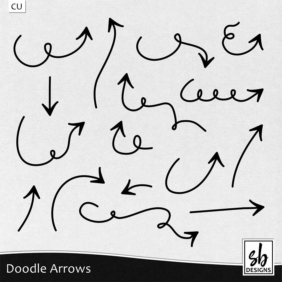 what your doodles really say about you arrows for - HD 1080×1080