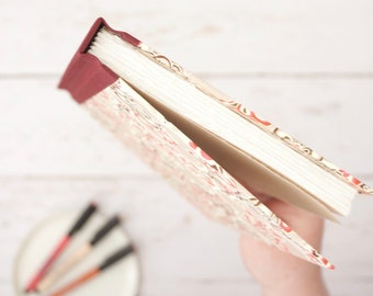 Daily planner and diary. Pink organiser for those to-do lists. Gifts for Girls.